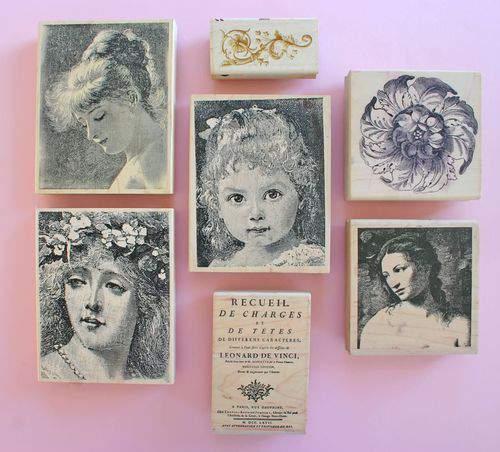 Blog sachet stamps