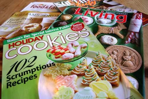 Blog baking mags