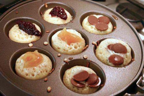 Blog pancakes stove