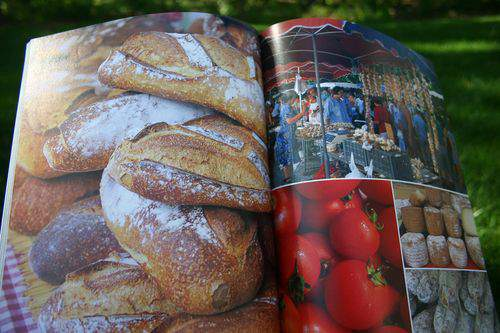 Blog cookbooks provence