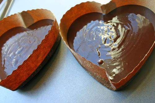 Blog hearts paper tins