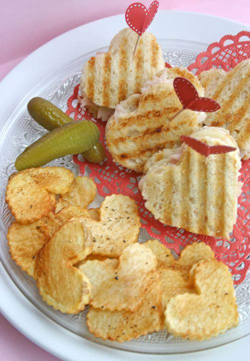 Blog hearts chips