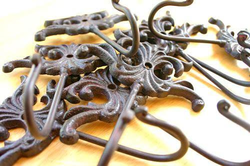 Blog apron rack hooks