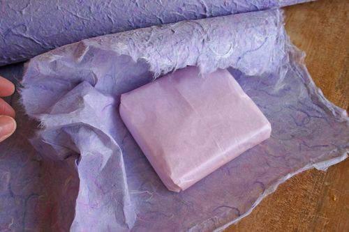 Blog soap paper