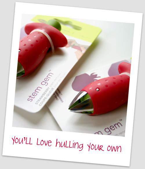 Strawberry Huller Winners