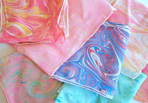 Blog scarves flat