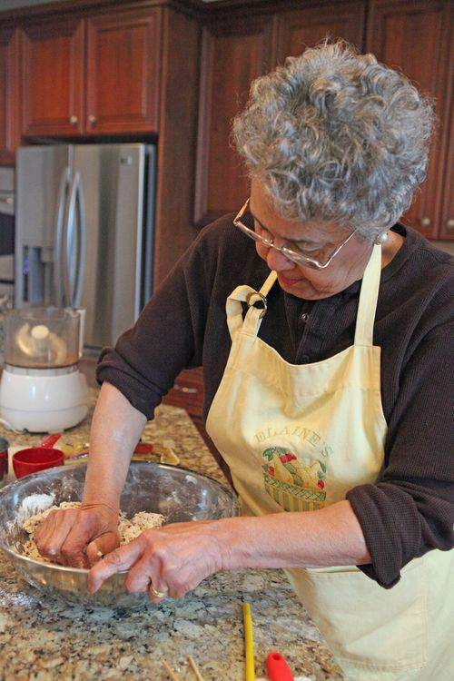 Blog martha washington kneading