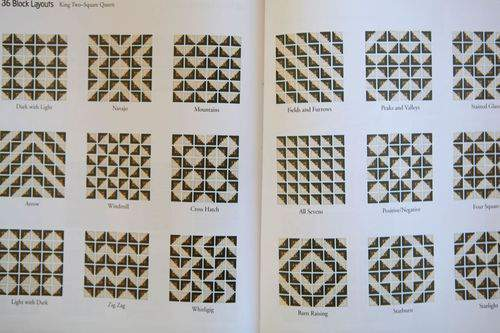 Blog log cabin patterns
