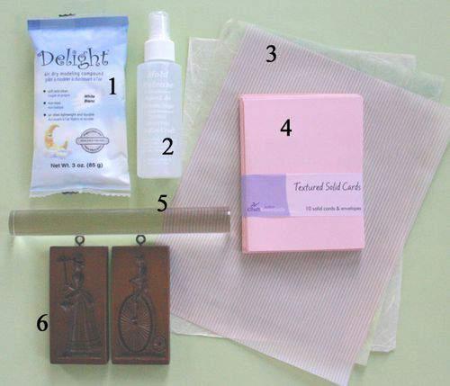 Blog springerle card supplies