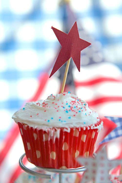 Blog cupcake stars single