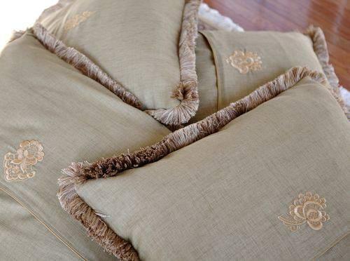 Blog pillow project quartet