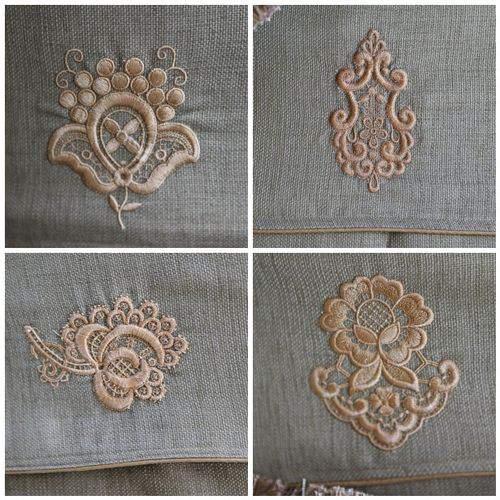 Blog pillow project mosaic