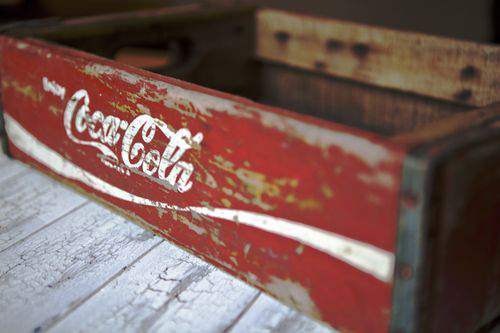 Blog food styling coke box