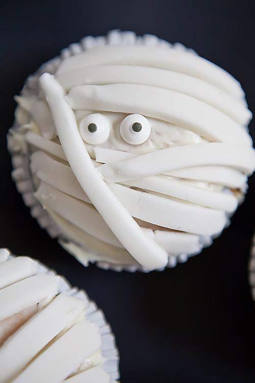 Blog halloween food mummy
