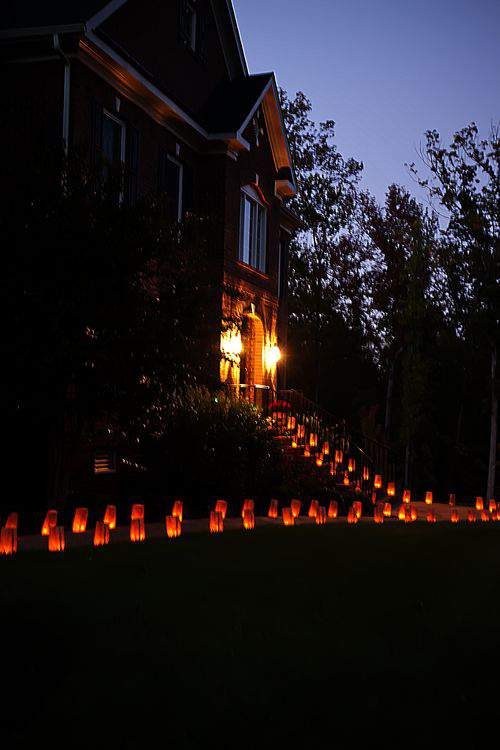Blog luminaries night