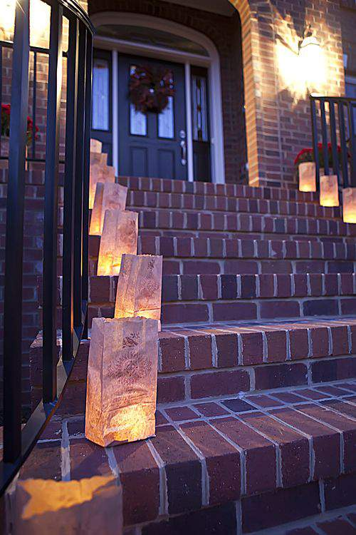 Blog luminaries steps