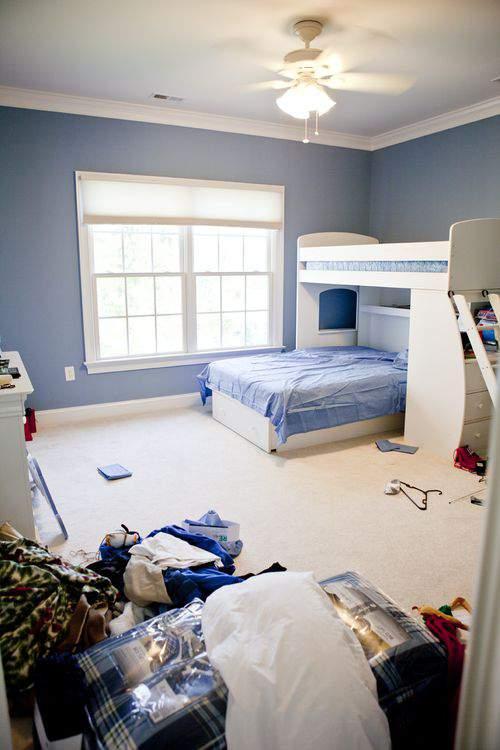 Boys Room Makeover