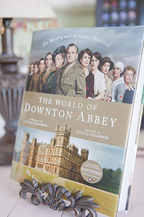 Blog downton abbey book3