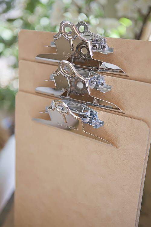 Blog clip boards