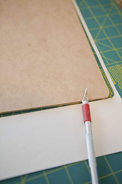 Blog clip board exacto