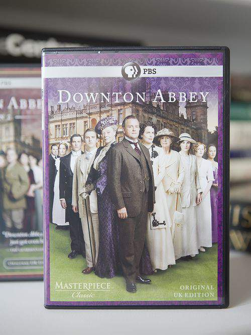 Downton Abbey  (prepare to be hooked, if you aren't already)