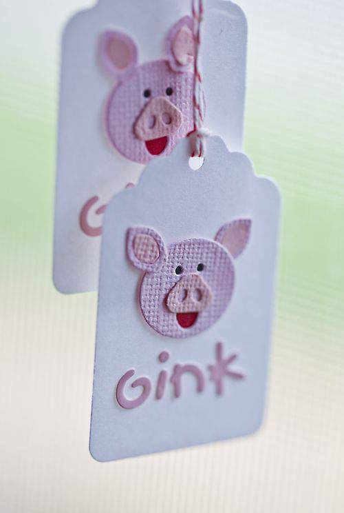 Piggie pop labels