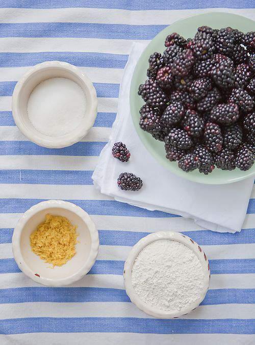 Blog blackberry cobbler ingredients