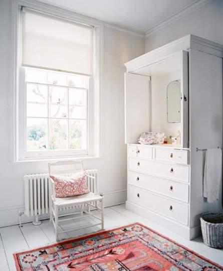 armoire as vanity