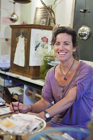 Melissa Carr, owner