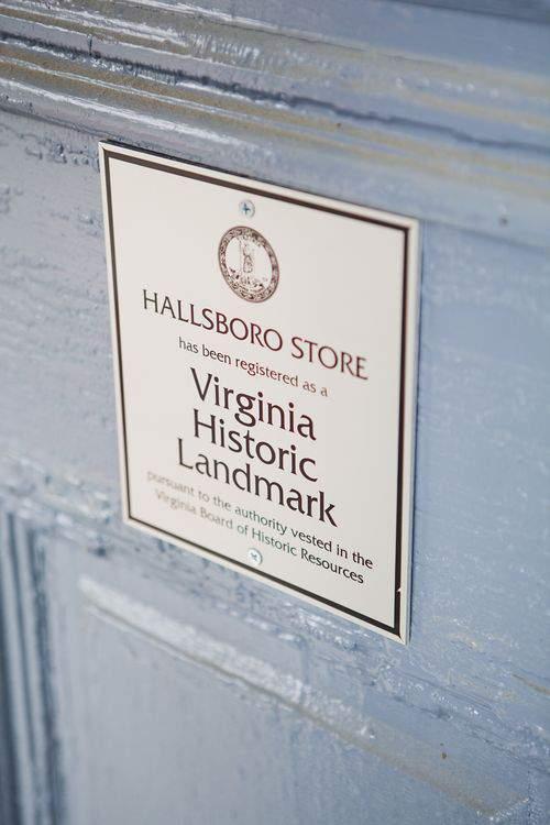 historic landmark marker
