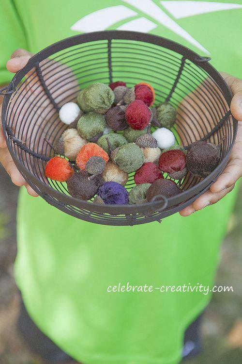 Blog velvet pumpkins basket watermark