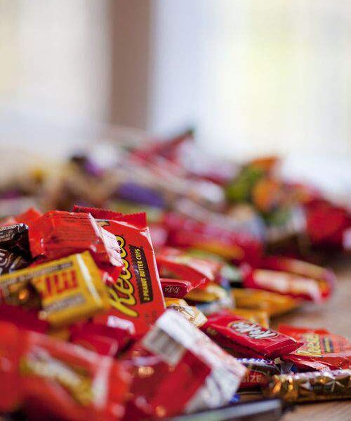 THE FRIDAY FOODIE <br>Trick or Treat Haul