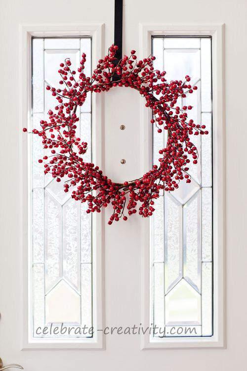 Jingle Bells, Jingle Bells  Jingle All the Way Door Hanger