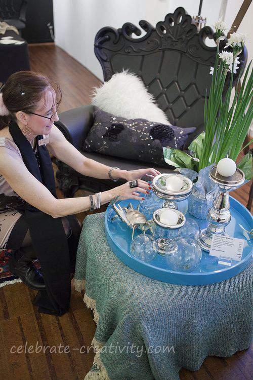 Designer, Kathy Corbet