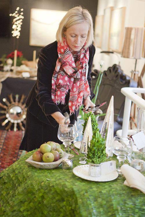 Designer, Angela Elliott