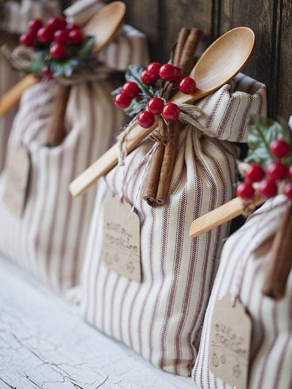 cookie gift sack