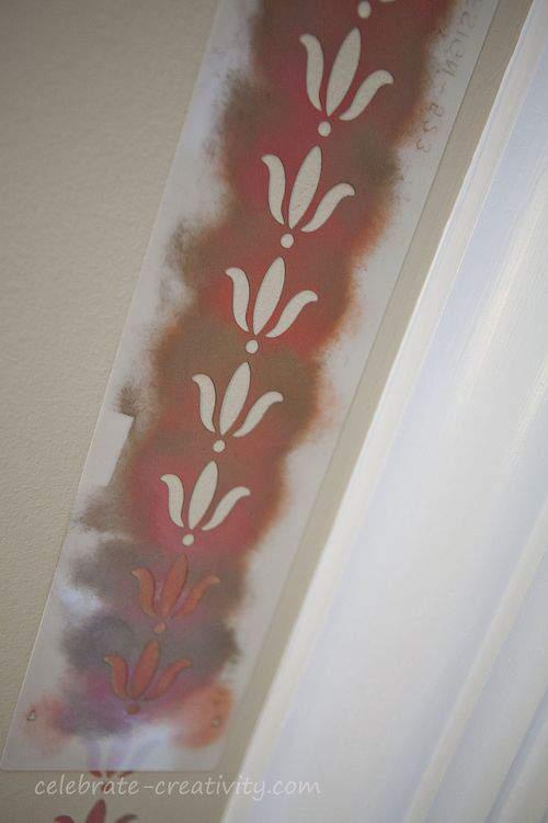 border stencil