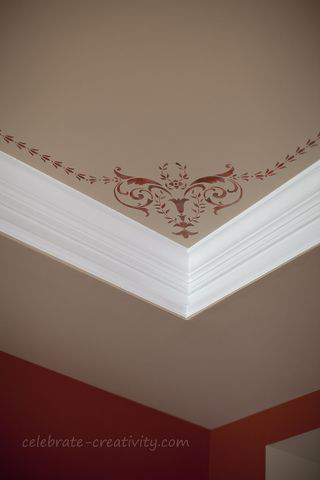Blog stencil project ceiling3