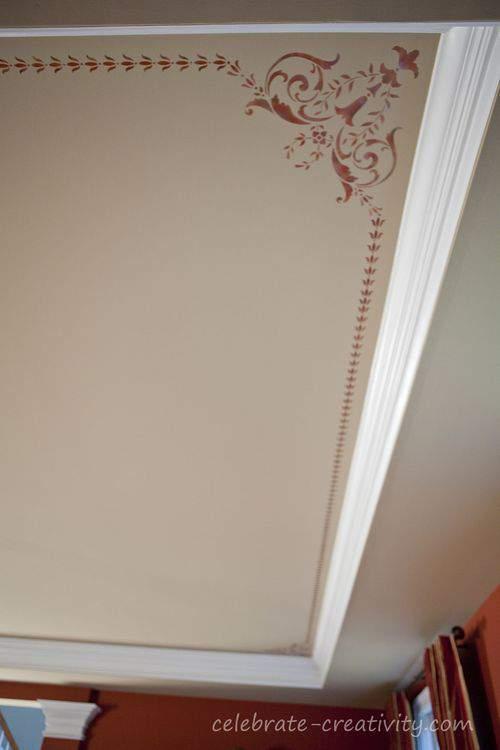 corner stencil