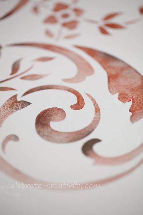 stencil practice