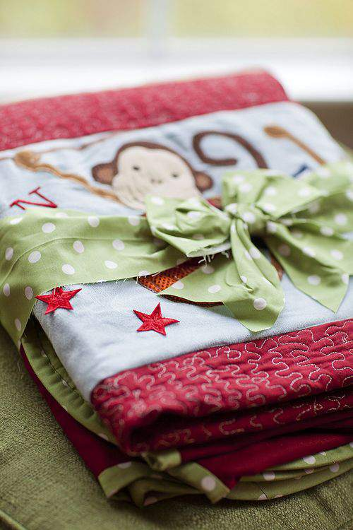 quilt bow