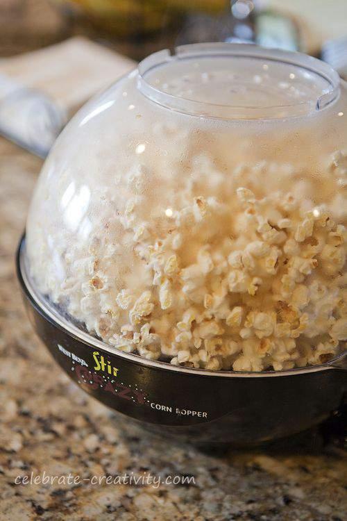 Blog caramel corn popcorn