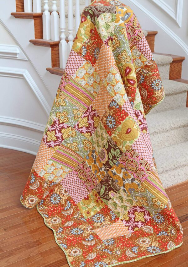 How to Make a Quilt From Start to Finish