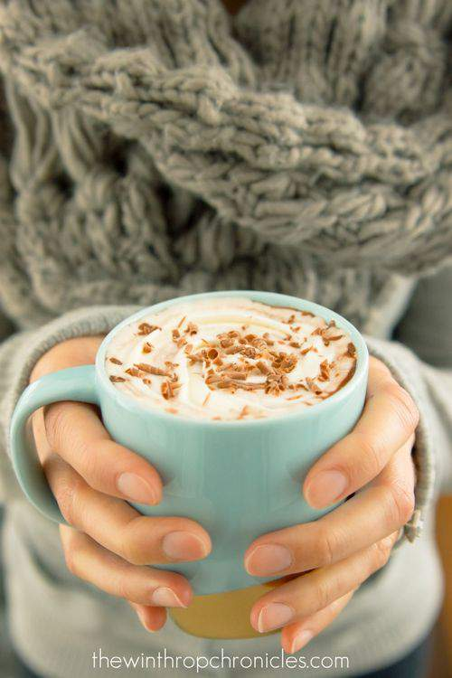 The Winthrop Chronicles Hot Chocolate
