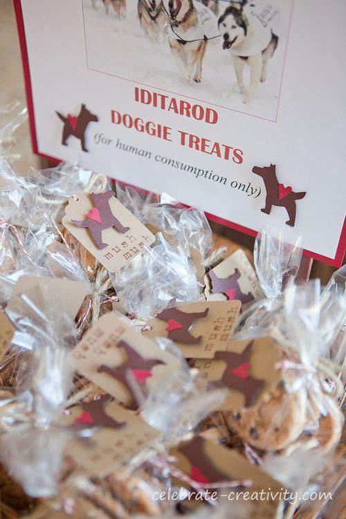 Iditarod cookies