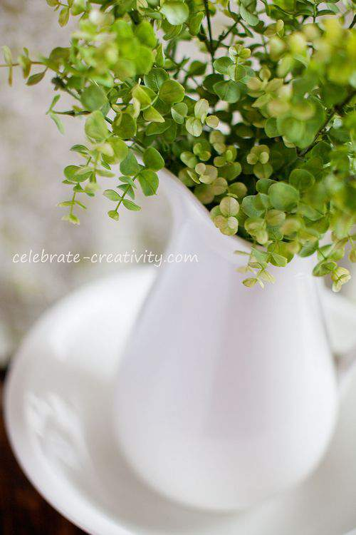 Spring Vase and Bowl