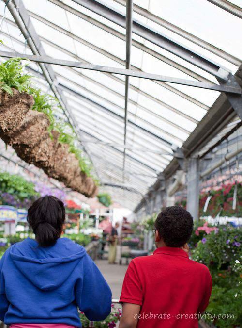 kids garden center
