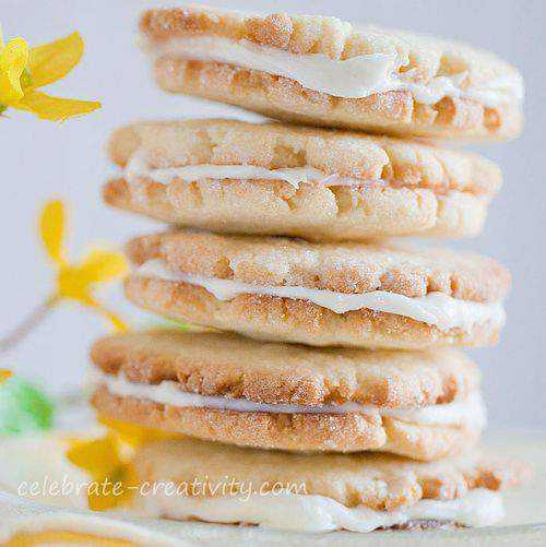 more lemon citrus cookies