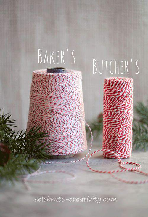 Bakers twine graphic