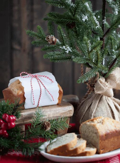 Holiday Banana Bread Recipe